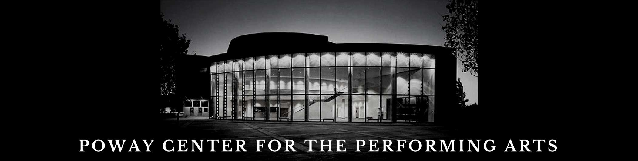 Link to additional information about the Poway Center for the Performing Arts.