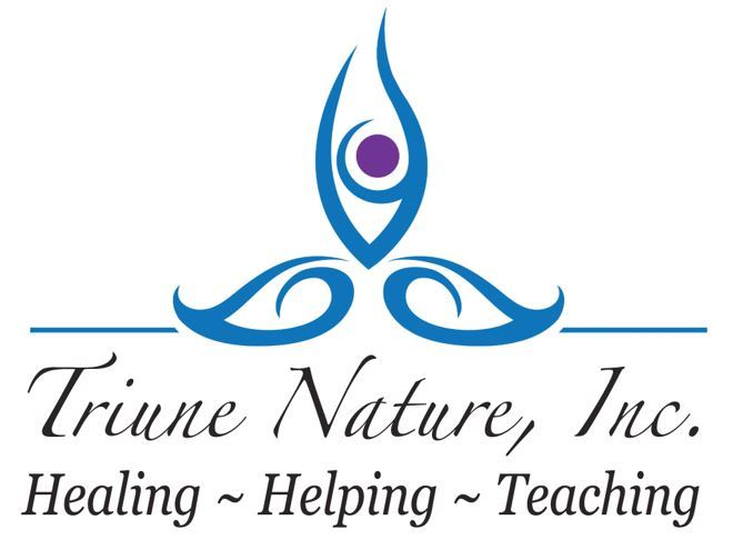Triune Nature Stacked