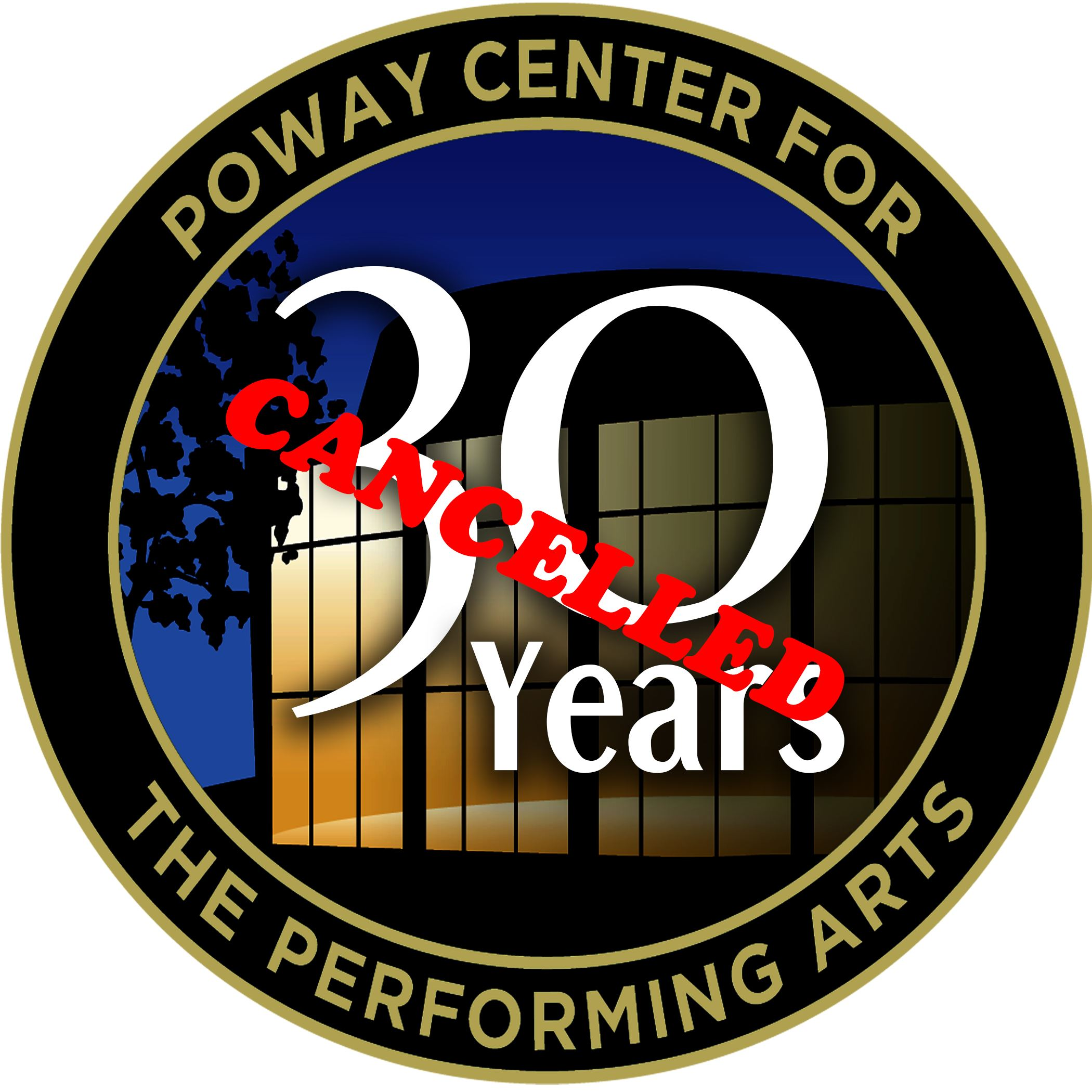 PCPA 30th Anniversary Celebration LogoCANCELLED